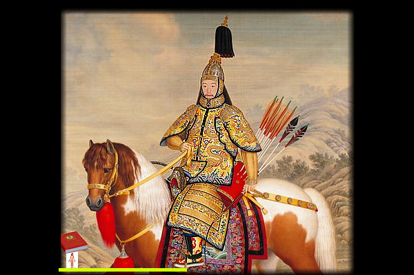 Инфографика: фигура китайского всадника и женская белая загоревшая фигура, придавленная цитатником Мао, в масштабах пораженности пандемией ковида-19 населения США и Китая.